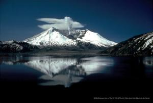 Mt St Helens Reflection