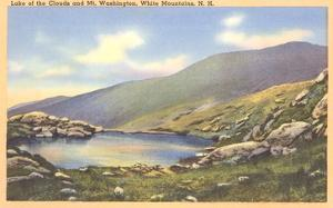 Mt. Washington, Lake of the Clouds, New Hampshire