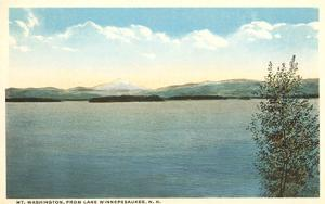 Mt. Washington, Lake Winnipesaukee, New Hampshire