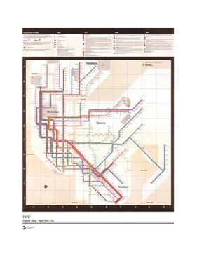 MTA Map Vignelli