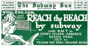 MTA Mermaid