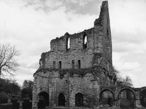 Much Wenlock Abbey
