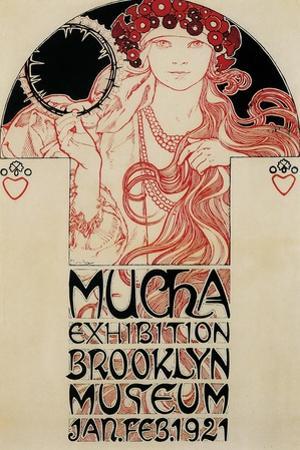 Mucha Brooklyn Exhibition