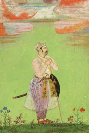 Mughal Officer, C. 1650