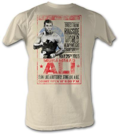 Muhammad Ali - 1965 Poster