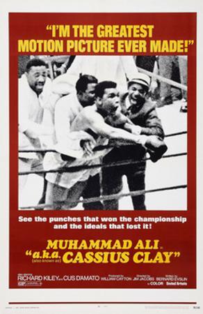 Muhammad Ali A.K.A. Cassius Clay