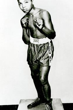 Muhammad Ali, Aged 12
