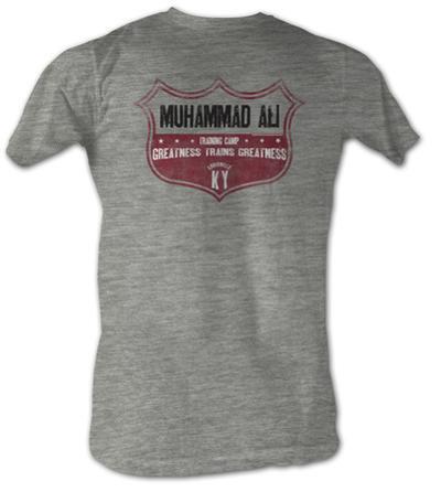 Muhammad Ali - Ali Crest