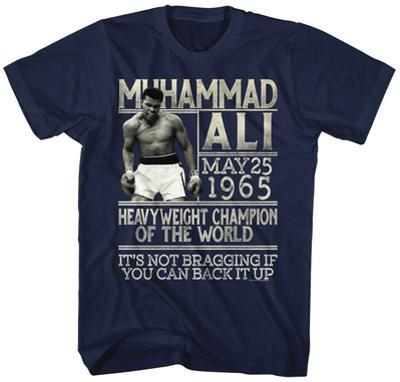 Muhammad Ali- Back Up The Claim