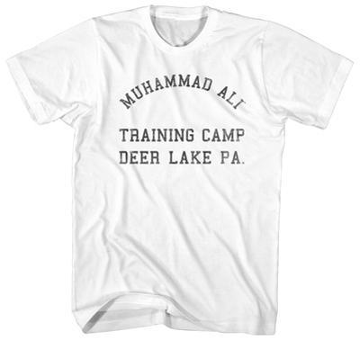 Muhammad Ali- Deer Lake Training Camp