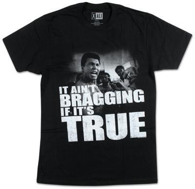 Muhammad Ali - Distressed True