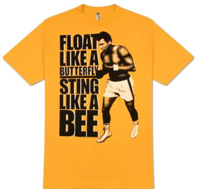 Muhammad Ali - Like a Bee