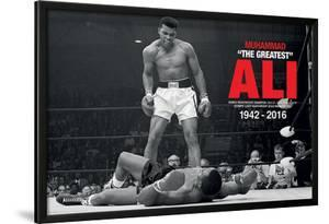 Muhammad Ali- Liston Knockdown Commemorative