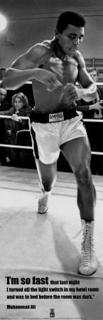 Muhammad Ali- So Fast