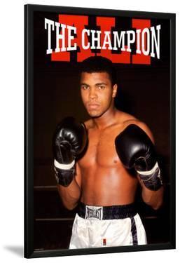 Muhammad Ali- The Champion