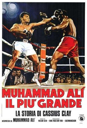 Muhammad Ali- The Greatest (French Variant)