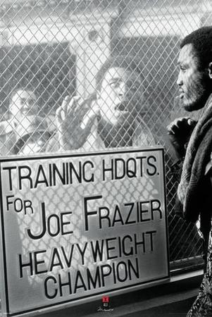 Muhammad Ali vs. Joe Frazier - Window Taunt