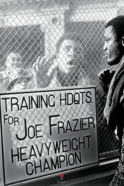Muhammad Ali vs. Joe Frazier - Window Taunt