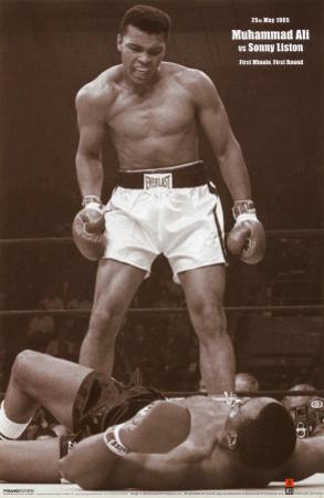 Muhammad Ali vs. Sunny Liston