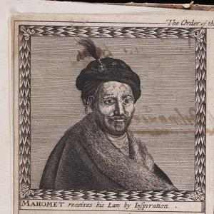 Muhammad (From: the Order of the Inspirat), 1659