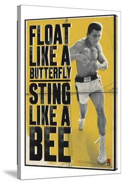 Muhammed Ali - Float Like a Butterfly