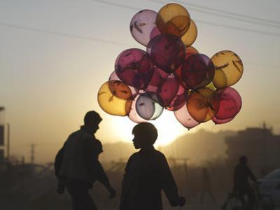 APTOPIX Afghanistan Daily Life by Muhammed Muheisen