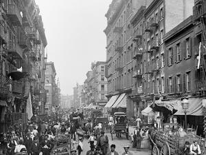 Mulberry St., New York, N.Y.