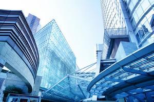 Building Structures, Tokyo by Multi-bits