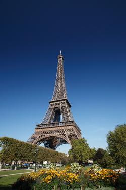 Eiffel Tower, Paris, France by Multi-bits