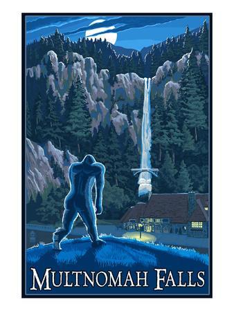 https://imgc.allpostersimages.com/img/posters/multnomah-falls-oregon-bigfoot_u-L-Q1GPEOK0.jpg?p=0
