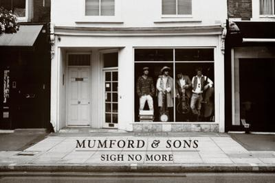 Mumford and Sons Sigh No More Music Poster Print