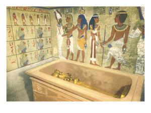 Mummy Case, Friezes, Egypt