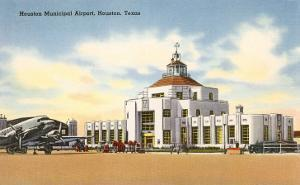 Municipal Airport, Houston, Texas