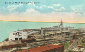 Municipal Pier, Seattle, Washington