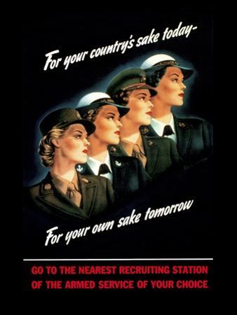 Mural Female Marines