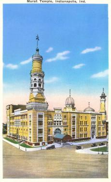 Murat Temple, Indianapolis, Indiana