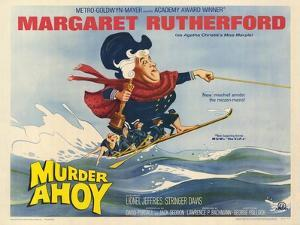 Murder Ahoy, 1964