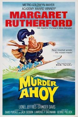 Murder Ahoy, Margaret Rutherford, 1964