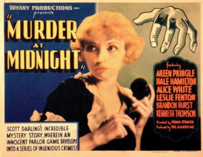 Murder at Midnight - 1931