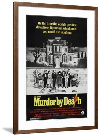 Murder by Death--Framed Poster