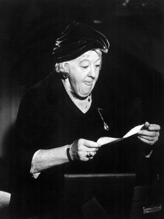 Murder Most Foul, Margaret Rutherford, 1965