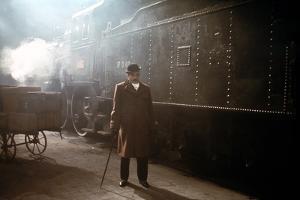 MURDER ON THE ORIENT EXPRESS, 1974 directed by SIDNEY LUMET Albert Finney (photo)