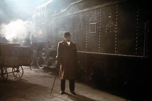MURDER ON THE ORIENT EXPRESS, 1974 directed by SIDNEY LUMET Albert Finney (photo)