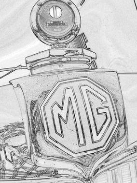Morris Garages by Murray Bolesta