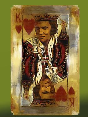 Elvis King by Murray Murray Henderson Fine Art