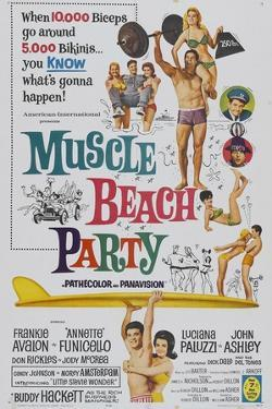 Muscle Beach Party, 1964, Directed by William Asher
