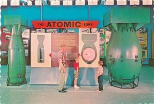 Museum Display of Atomic Bombs