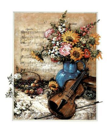 Music Floral no.  2