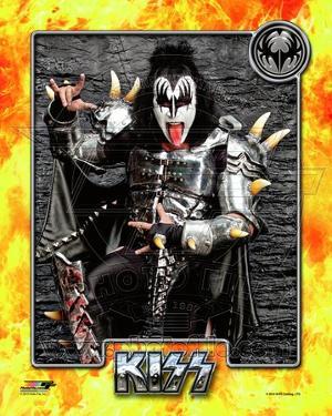 Music KISS - Gene Simmons