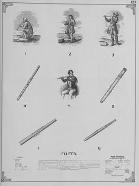 Musical Instruments - Flutes
